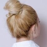 女子の甚平に合う髪型 簡単アレンジのやり方ミディアム・ロング