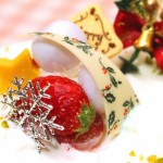 クリスマスケーキお取り寄せ人気ランキング2015おすすめ5!