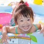 ビニールプールの空気の簡単な抜き方ときれいに片付ける方法!